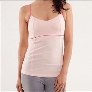 NWT Lululemon Luminous Tank Top